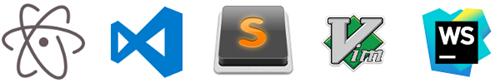 Developer editor/IDE